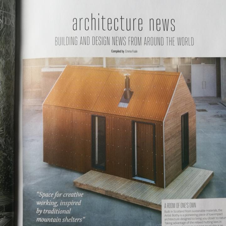 Feature in Enki Magazine
