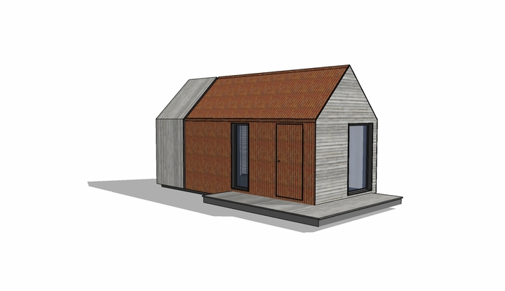 New Artist Bothy +2 Extension